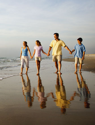 Regular chiropractic care helps you to enjoy your family activities.