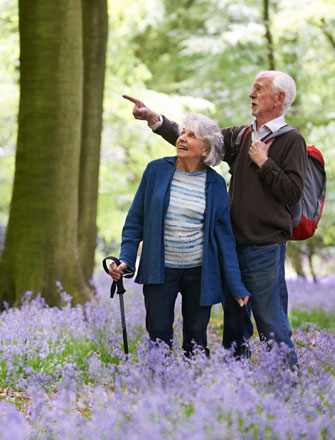 Regular chiropractic care helps you to continue enjoying nature